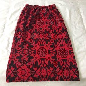 Vintage skirt size 6-8 No Label